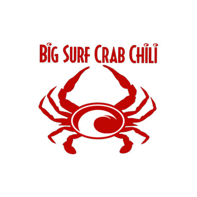 Big Surf Crab Chili logo