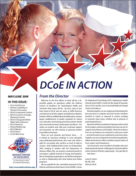 DCoE in Action Newsletter